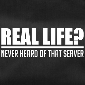 Real life never heard of that server - Duffel Bag