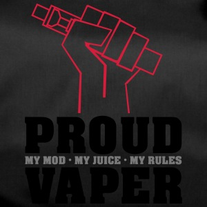 Proud Vaper - My Rules - Sporttasche