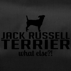 JACK RUSSELL TERRIER what else - Sporttasche