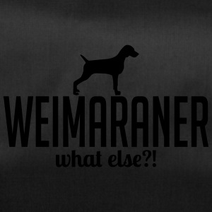 WEIMARANER what else - Duffel Bag