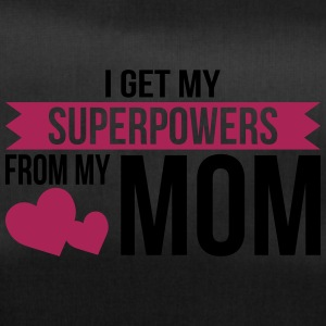 Super Power Mom - moeder - Sporttas