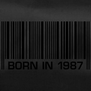 born barcode in 1977 40th birthday 40th birthday - Duffel Bag