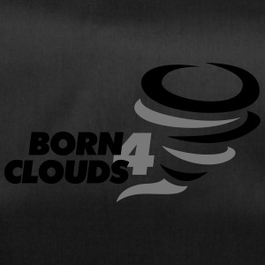 born 4 clouds - Sporttasche