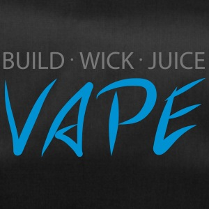 Build Wick Juice - Vape - Sporttasche