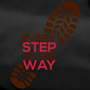 Every Step of the way - Sporttasche
