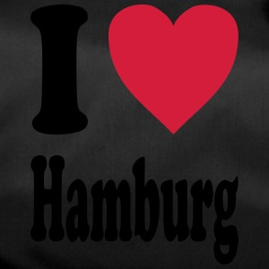 I love Hamburg - Duffel Bag
