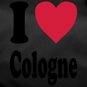 I love Cologne - Sporttasche