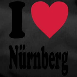 I love Nuremberg - Duffel Bag