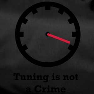 Tuning is not a Crime - Sporttasche