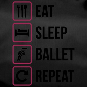 Eat Sleep Ballet Repeat - Duffel Bag