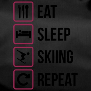 Eat Sleep Ski Gjenta - Sportsbag