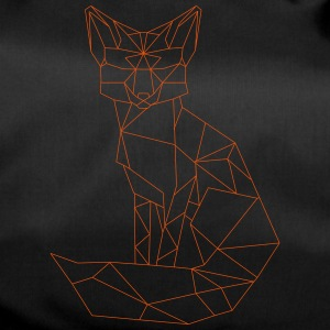 t-shirt with Fox - Duffel Bag