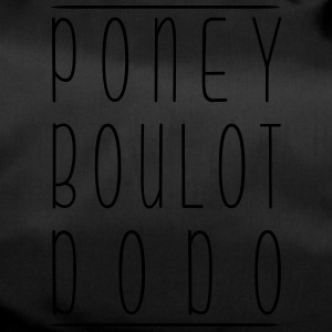 Pony Boy Dodo - Duffel Bag
