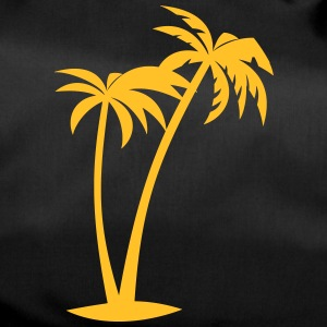 Palms dessins ronds - Sac de sport