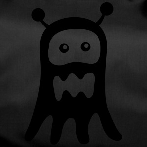 Ghost Monster - Sac de sport
