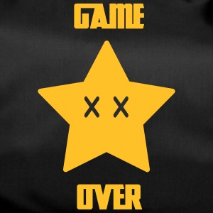 Game Over - Mario Star - Sporttasche