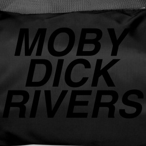 Moby dick rivers - Duffel Bag