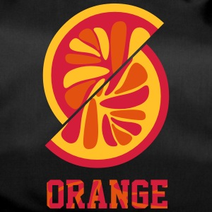 orange orange - Sportstaske