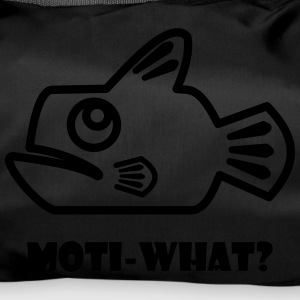 Blockfish motivation - Duffel Bag