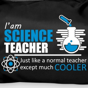 Science Teacher Funny citat - Sportstaske