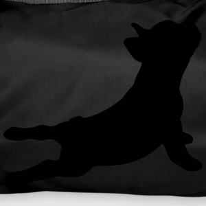 French Bulldog - free color selection - Duffel Bag