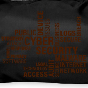 Cyber ​​Security - Duffel Bag