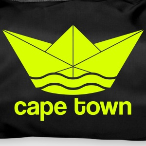 Cape town / Cape Town -Design (paper ship) - Duffel Bag