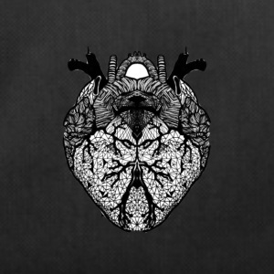 Illusion, heart, anatomy - Duffel Bag