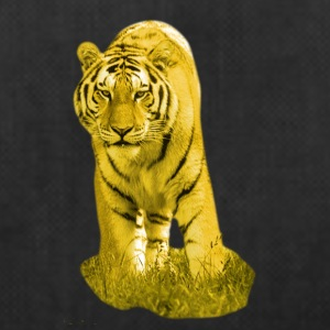 Yellow Tiger - Sac de sport
