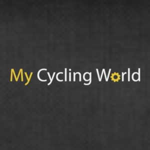 my cycling world - Duffel Bag