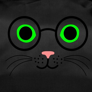 Cat eyeglasses - Duffel Bag