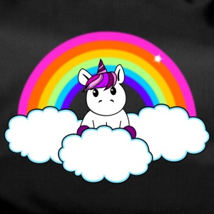 Rainbow Unicorn - Sportsbag