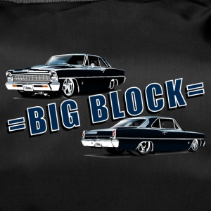 Big block Chevy II nova Super Sport - Sac de sport