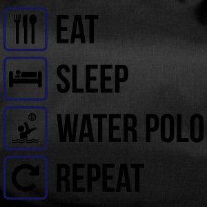 Eat Sleep Pallanuoto Repeat - Borsa sportiva