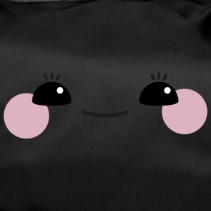Laughing Kawaii Face Sweet - Duffel Bag