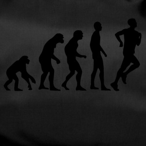 Human Evolution jogging - Duffel Bag