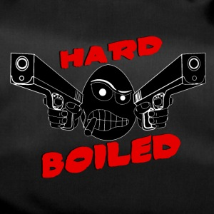 Hard Boiled (Noir) - Duffel Bag