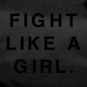Fight Like a Girl - Duffel Bag