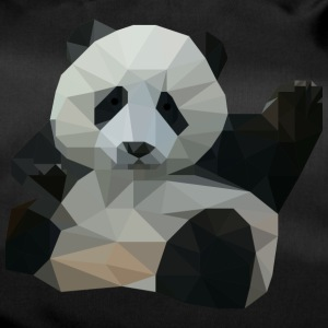 polygon Panda - Duffel Bag