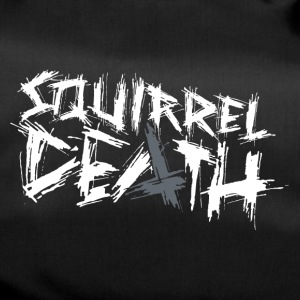SQUIRREL DEATH - Original Logo - Duffel Bag