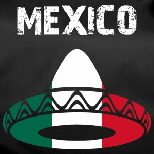 Nation-Design Mexico Sombrero - Sporttasche