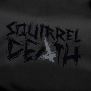 SQUIRREL DEATH - Logo positiv - Sporttasche