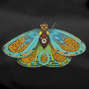 Psychedelic butterfly - Duffel Bag