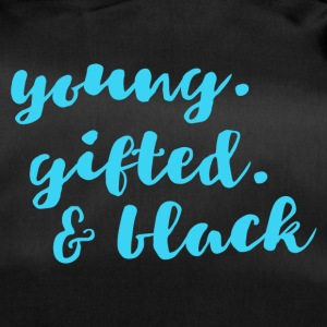 Young gifted black light - Duffel Bag