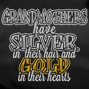 Grandmothers Have Gold In Their Hearts - Duffel Bag