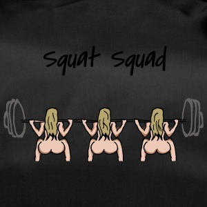 Squat squad - Duffel Bag