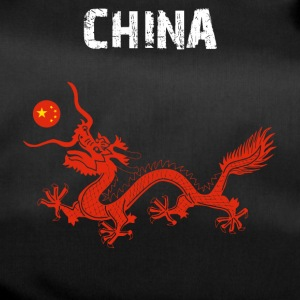 Nation-Design China Dragon - Sporttasche