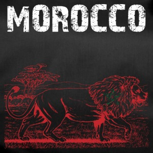 Nation-Design Morocco Lion - Duffel Bag