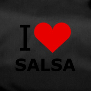 I Love Salsa Shirt - DanceShirts - Sporttasche