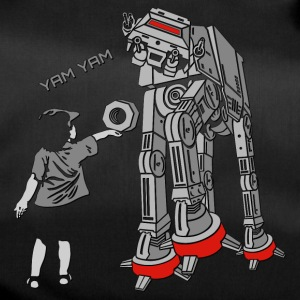 AT-AT is fed - The empire is hungry Yam - Duffel Bag